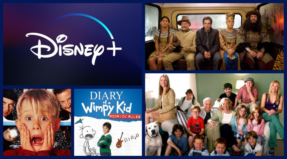 Disney Rebooting Fox Titles such as 'Home Alone' and 'Night at the Museum' for Disney+