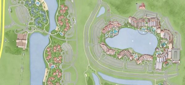 Disney's Skyliner Added to Disney World's Interactive Park Map 3