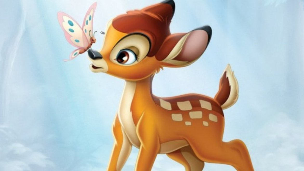 Live-Action Bambi May Be In The Works By Disney