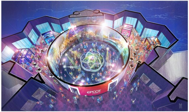 Epcot Transformation Updates Revealed At D23 Expo! 17