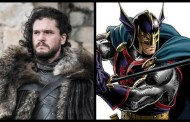 Kit Harington Confirmed To Play 'Black Knight' in Marvel's 'Eternals'