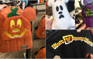 Haunting Disney Parks Halloween Merchandise Has Made Its Debut