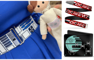 New Star Wars Accessory Collection & Pet Products From Buckle-Down