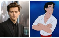 Harry Styles will play Prince Eric in Disney's Live-Action The Little Mermaid!