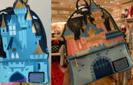 Enchanting New Disney Castle Backpacks By Loungefly