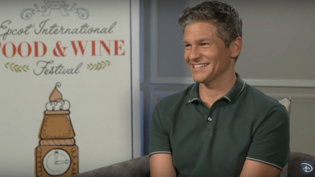 Enjoy A Sunday Brunch With Chef, Actor David Burtka At Epcot's Food & Wine Festival