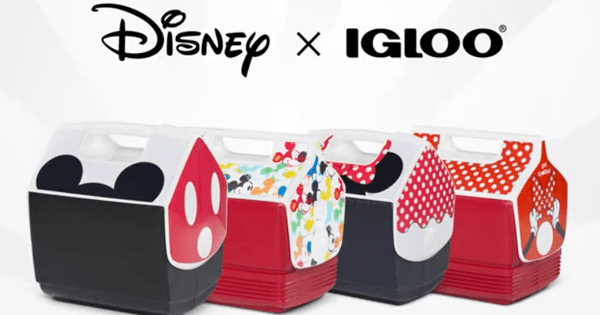 Disney Igloo Coolers Are A Magical Way To Keep Things Cool
