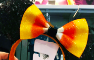 Candy Corn Minnie Ears Bring A Sweet Style To Halloween
