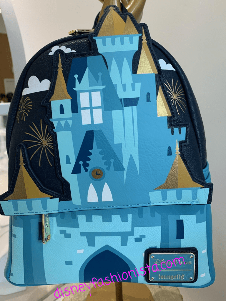 Enchanting New Disney Castle Backpacks By Loungefly 3