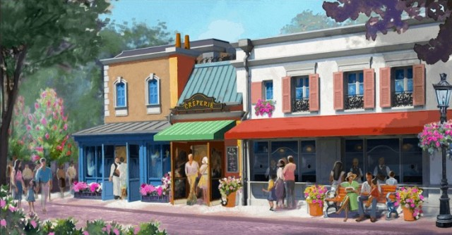 Ratatouille Attraction Opening Summer Of 2020 At Epcot
