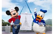 The Hong Kong Disneyland Castle is Receiving New Transformation