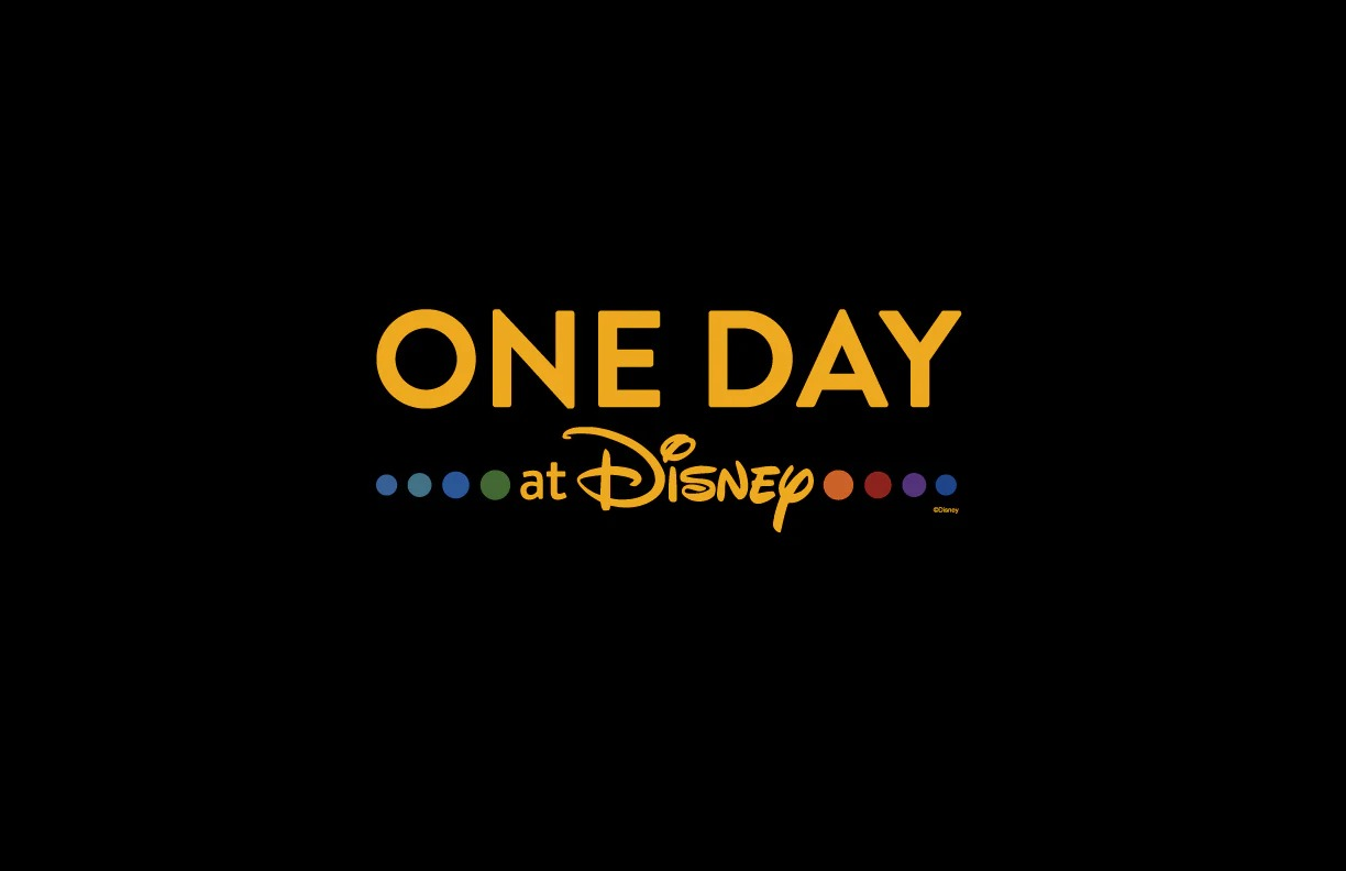 Disney Publishing Worldwide and Disney+ Announce One Day at Disney 1