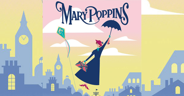 A New Mary Poppins Attraction Will Be Landing in Epcot