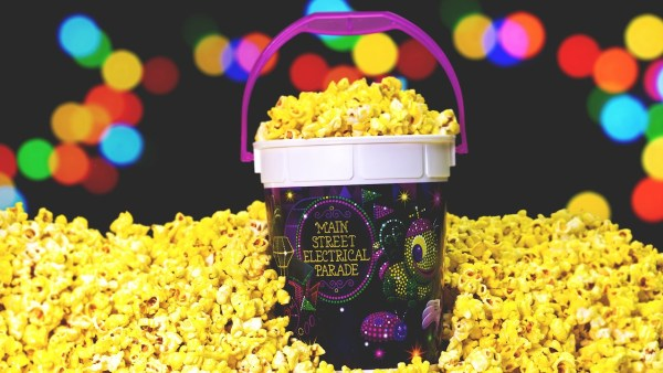Main Street Electrical Parade Exclusive Eats