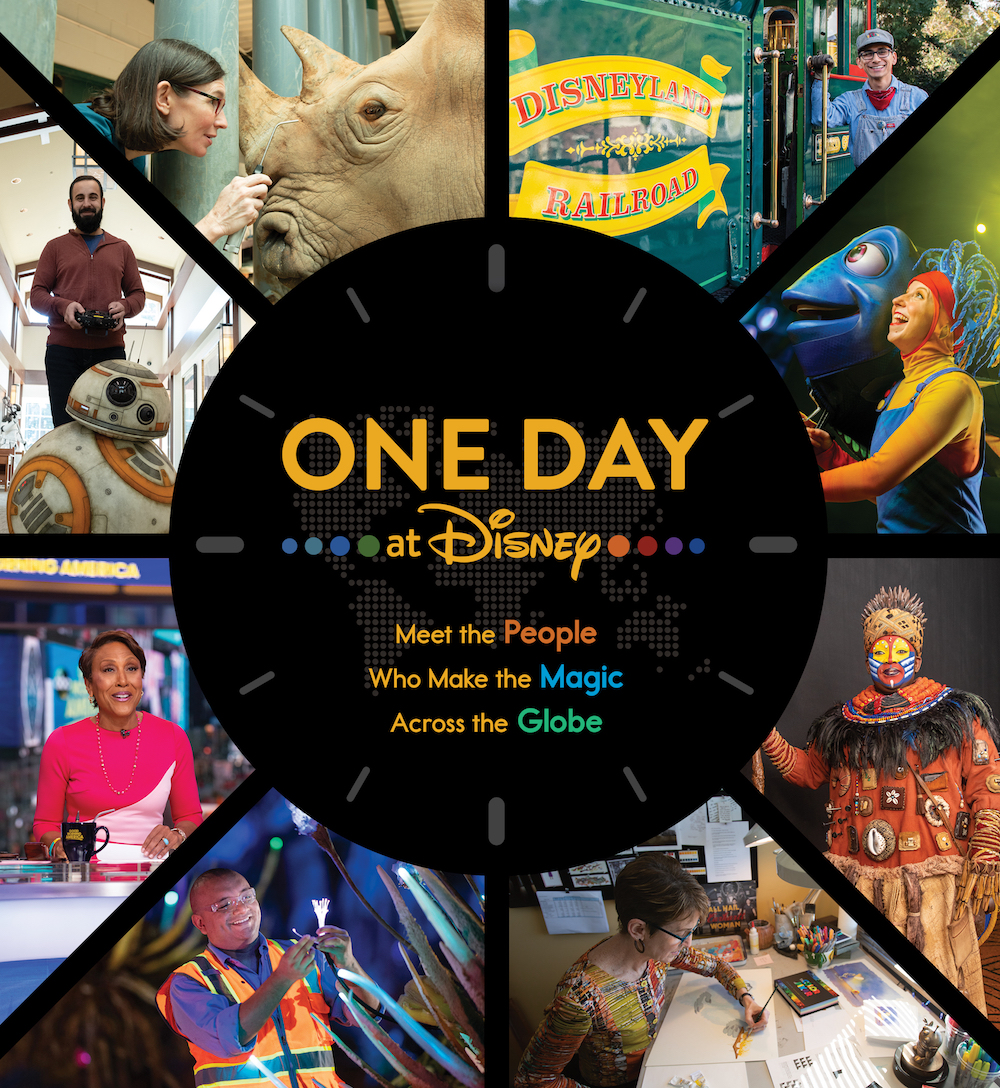 Disney Publishing Worldwide and Disney+ Announce One Day at Disney 7