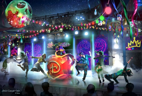 A First Look At All The Festivities At The Oogie Boogie Bash
