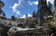 First Look at Star Wars Galaxy's Edge in Hollywood Studios