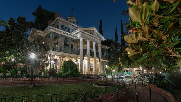 Fun Facts from Disneyland's Haunted Mansion for the 50th Anniversary