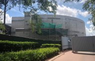 Construction For New Out Of This World Dining Experience Coming To Epcot
