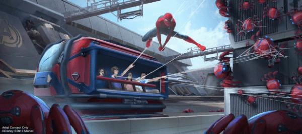 Details Revealed for Avengers Campus at Disneyland Resort! 4