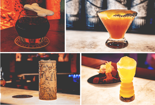 Intergalactic Food & Beverage at Star Wars: Galaxy's Edge at Walt Disney World Resort