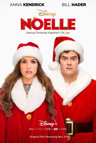 Check Out the New Poster and Costumes from 'Noelle' on Disney+ 7