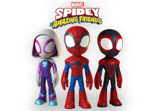 Marvel's Spidey and His Amazing Friends coming to Disney Junior 1