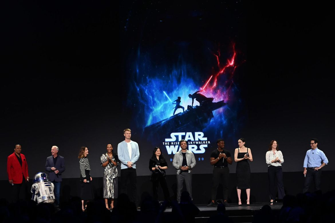 Recap of Star Wars Announcements from the 2019 D23 Expo