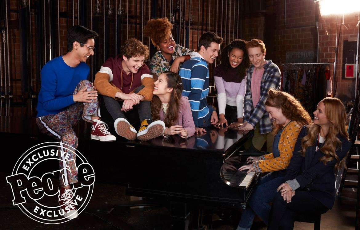 First Look at 'High School Musical: The Musical: The Series' on Disney+