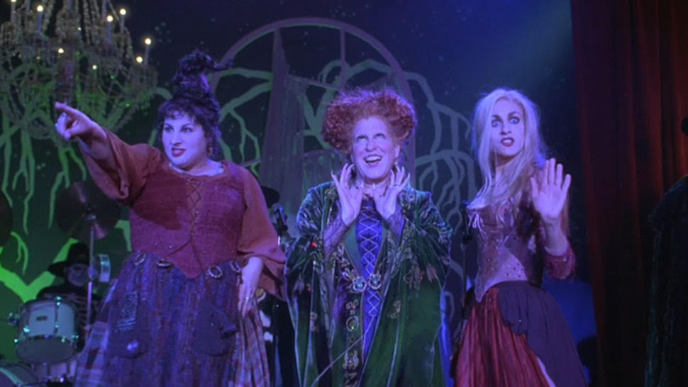 'Hocus Pocus' To Air 27 Times During Freeform's 31 Nights of Halloween
