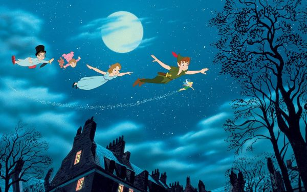 Disney May Be Developing A 'Peter Pan' Live-Action Remake 1