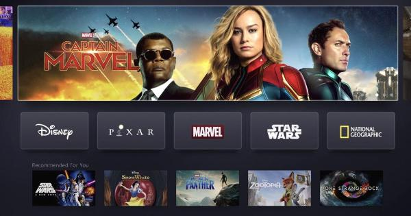 Disney Reportedly Banning Netflix Ads as Disney+ Launch Approaches 3