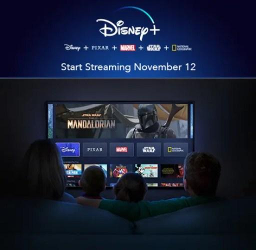 Special Disney+ Offer for Fans of Disney Parks 3
