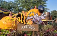 Fall into Magic at Disney Springs
