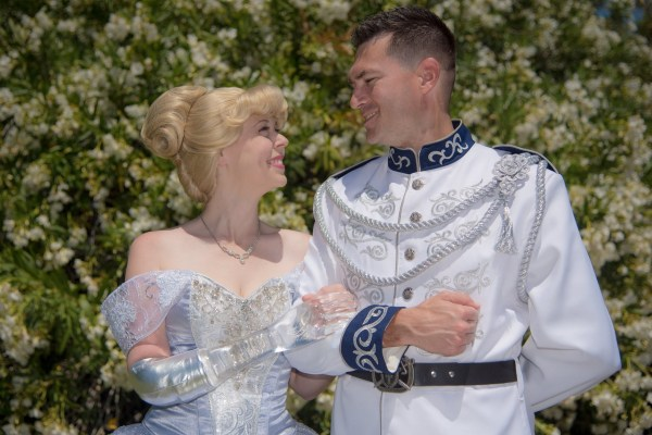 Cinderella Glass Arm