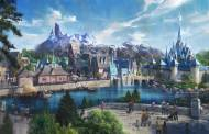 Frozen Land Coming to Disneyland Paris Walt Disney Studios!