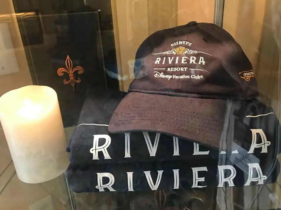 Sneak Peek Of The Upcoming Disney's Riviera Resort Merchandise 2
