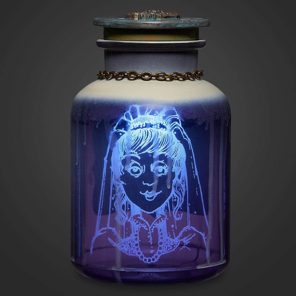 Haunted Mansion Ghost Jars