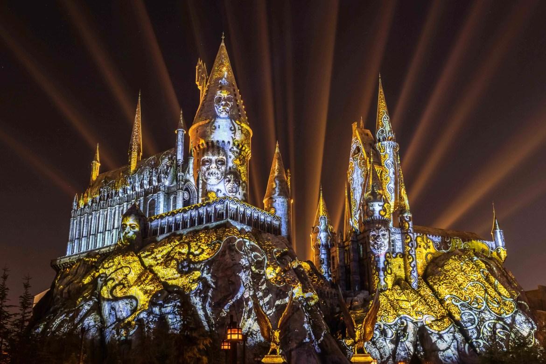 Dark Arts at Hogwarts Castle debuting on September 14th at Universal Orlando Resort