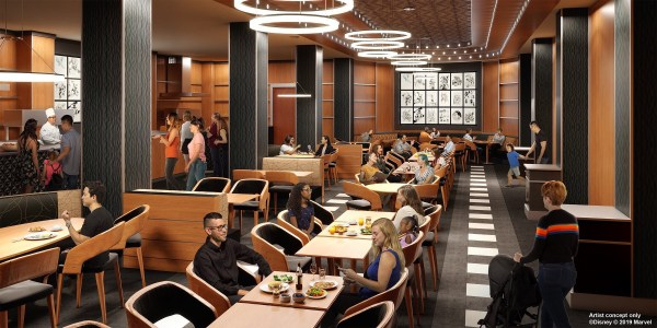 Disney's Hotel New York – The Art of Marvel to Open Summer 2020 7