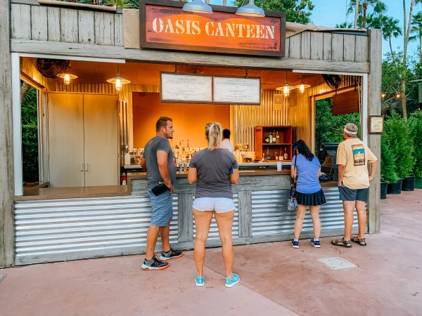 oasis canteen indiana jones