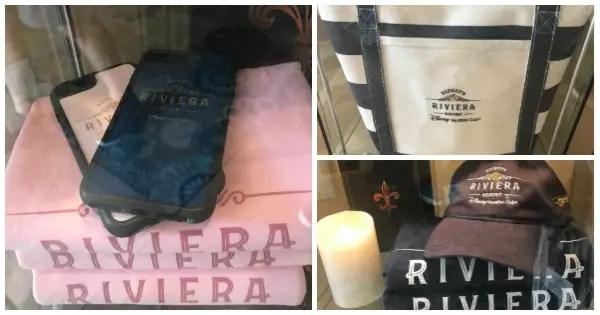Sneak Peek Of The Upcoming Disney's Riviera Resort Merchandise 1