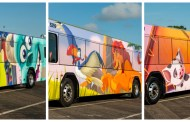 Disney rolling out even more new bus designs at Walt Disney World
