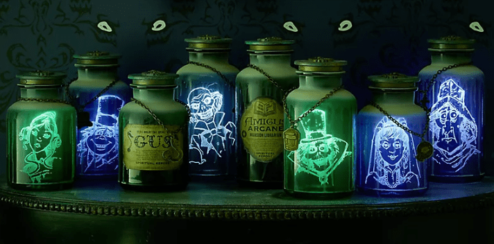 Haunted Mansion Ghost Jars Have Materialized On shopDisney 1