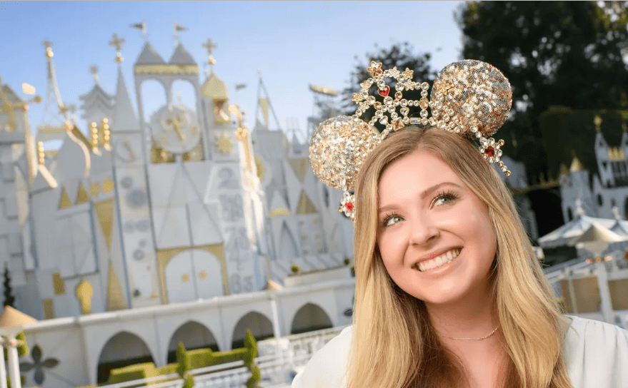 Heidi Klum Designer Ears For Disney Parks Makes Their Debut