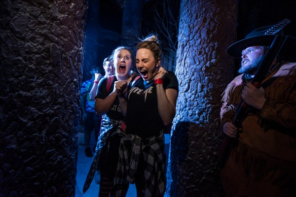 Halloween Horror Nights is now open at Universal Orlando 1