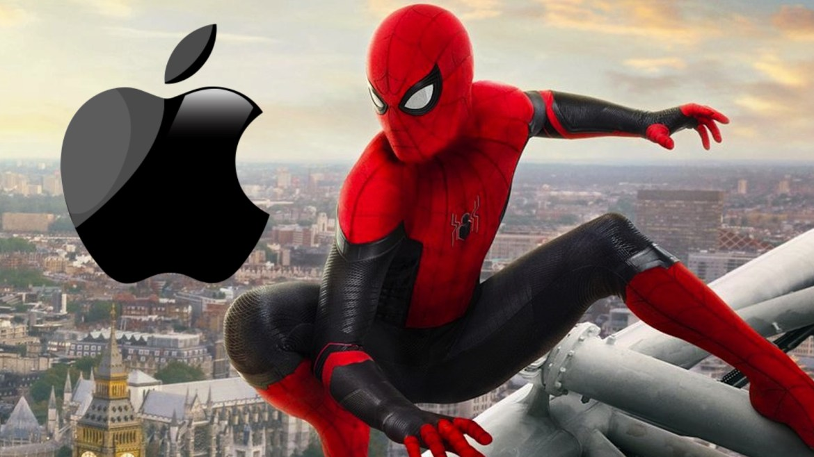 Apple Looking to Buy Sony Pictures Which Means Spider-Man Could Return to MCU