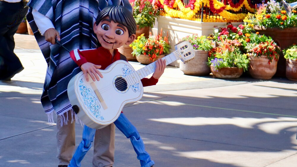 "The Story Of ""Coco"" Returning To Epcot During Flower And Garden Festival!"