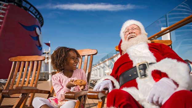 Win A Disney Cruise Line Vacation With Set Sail With Santa Sweepstakes