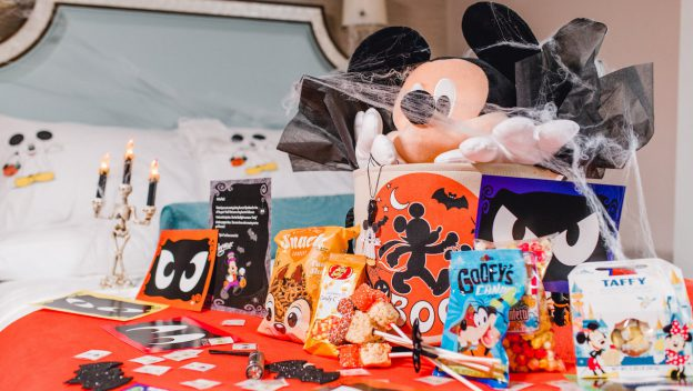 Trick Or Treat Gifts With Disney Floral & Gifts